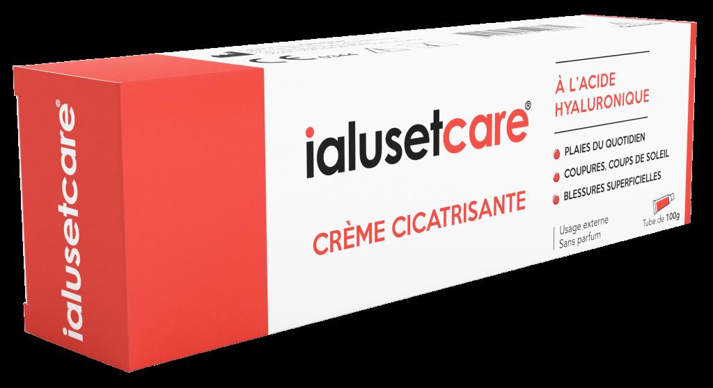 Crème cicatrisante ialusetcare® 100g