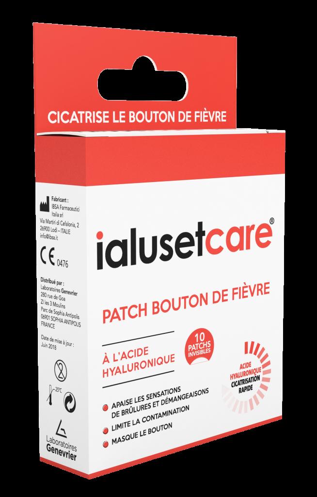 Patch bouton de fièvre ialusetcare® 10 patchs