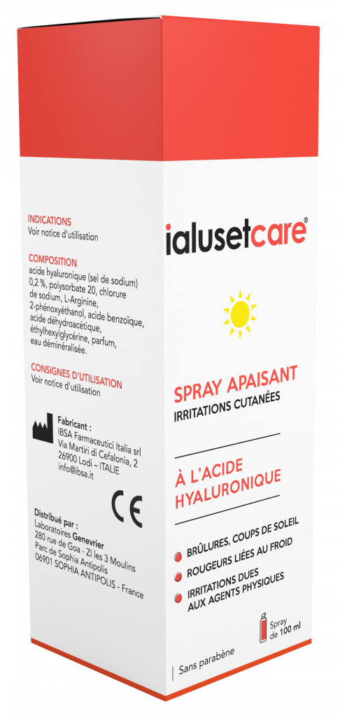 Spray apaisant ialusetcare® 100ml
